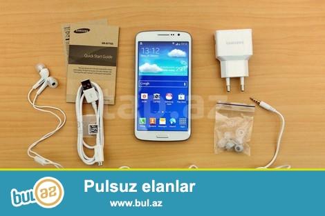 Samsung Grand duos və Samsung S3 mini satıram. Karopkası içində qulaqcıq (nauşnik) ,usb,adapter kabrosu ilə satıram...