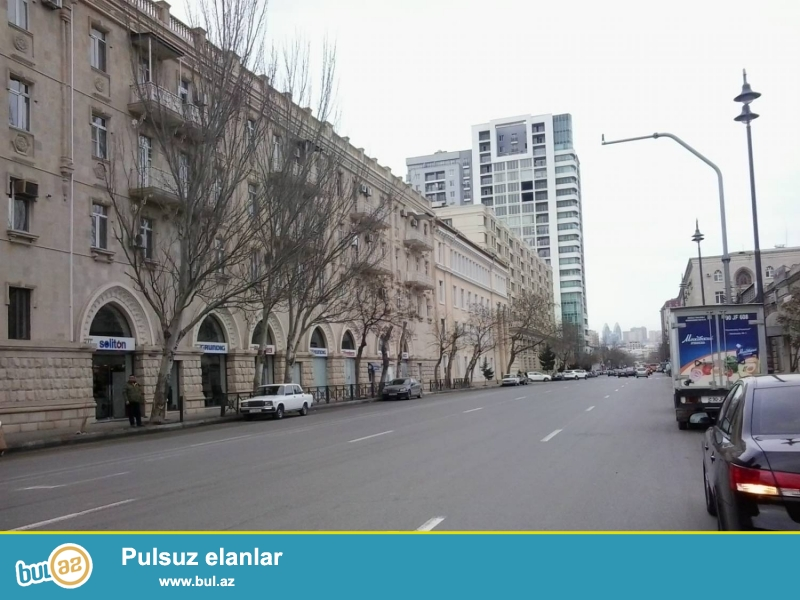 Cдается 3-х комнатная квартира в центре города,по улице У...