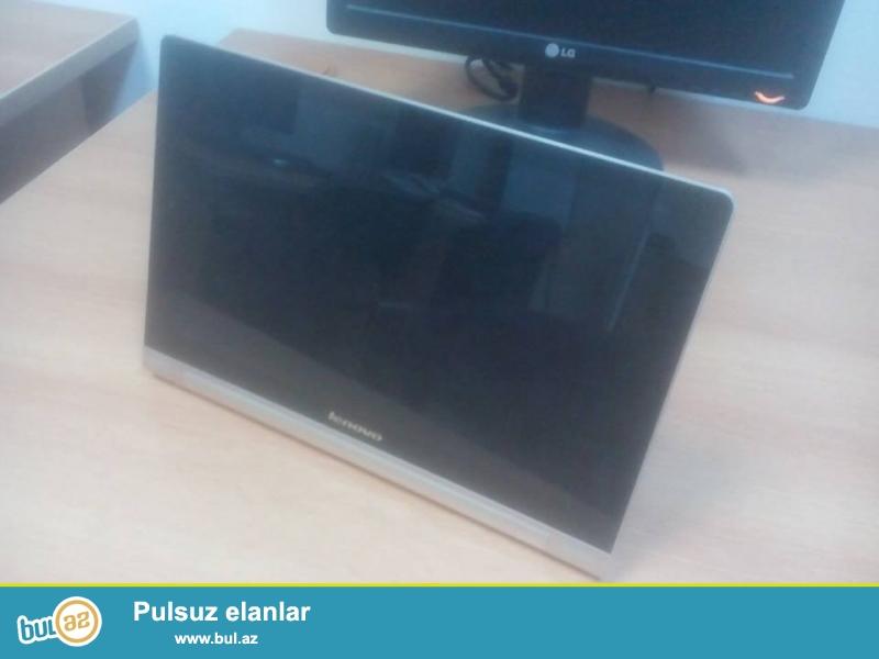 "Lenovo Yoga 10HD+<br /> Qualcomm® SnapdragonTM 400 Quad-Core 1,6 GHz MSM8228 (3G) / APQ8028 (Wi-Fi)<br /> RAM: LP-DDR2 2 GB<br /> HDD: 16 GB<br /> Камера: 8 MP mit Autofokus<br /> Камера: 1,6 MP HD Festbrennweite<br /> Размеры: 25,7 cm (10,1"") Full HD (1..."
