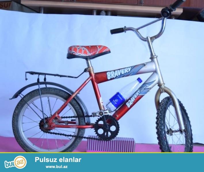 Uşaq velosipedi<br /> Təkər ölçüsü - 16
