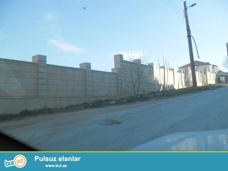 Zabratın kruqunda, 2 hektar,torpaqda 4 blok 14 mərtəbəyə tam paket sənəd...