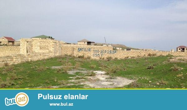 Abşeron rayonu Yeni Saray qəsəbəsində 5 sot torpaq sahəsi satılır...
