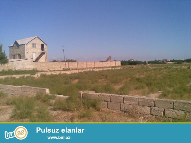 FİKRƏT Xəzər rayonu, Dübəndi bağlarında, ümumi yola 100 metr məsafədə Dübəndi restoranına yaxın ərazidə 10 sot torpaq sahəsi satılır...
