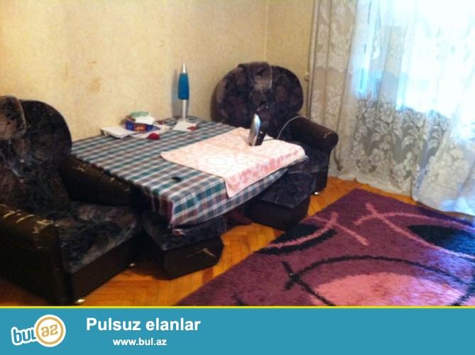 Продается 3-х комнатная квартира в Насиминском районе, по улице Физули, напротив с Зимним парком...