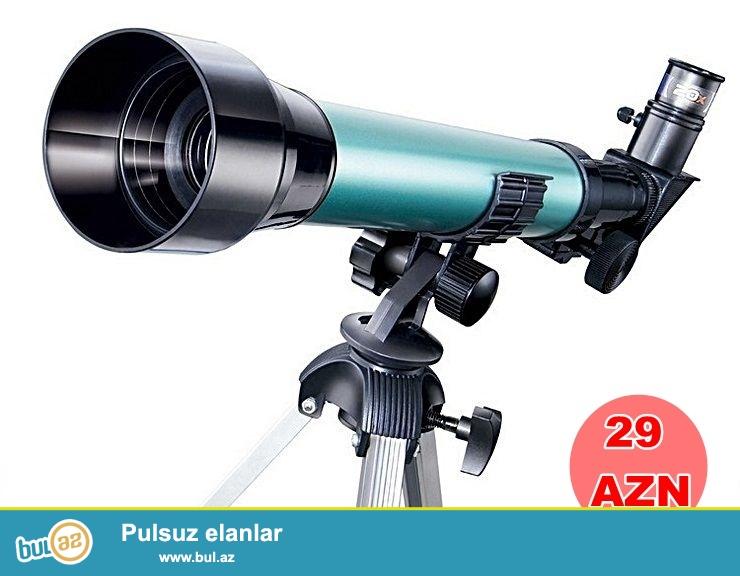 Mini teleskop-İNDİ 29 AZN