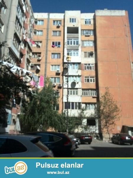 Продается 3-х комнатная квартира, вблизи метро Хатаи, около Нотариуса, экспериментальный проект, каменный дом, 9/9, общая площадь 85 кв...