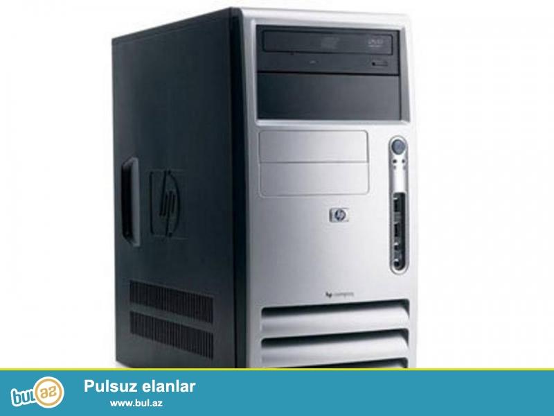 Kompyuter<br /> HP Compaq dx6120 MT<br /> Pentium (R) 4 3...