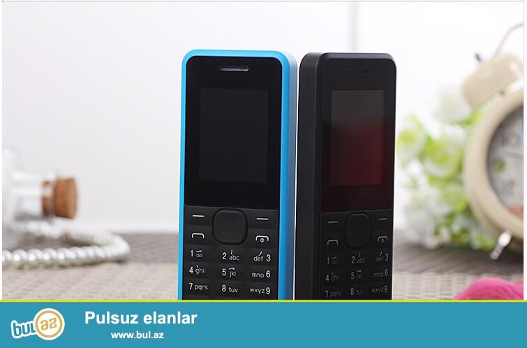 Rəngi Qara Göy<br /> Frequency GSM: 900/1800MHz<br /> Ekran 1...