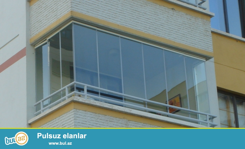 Cam balkon: (050) 354-92-48 (055) 354-92-48 (070) 354-92-48 pvc qapi ve pencere...