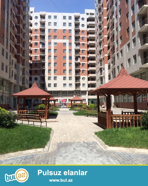 пр. Тбилиси, около Чыраг плаза, в элитном, полностью заселённом комплексе с Газом и Купчей продается 3-х комнатная квартира, 13/11, общая площадь 130 кв...