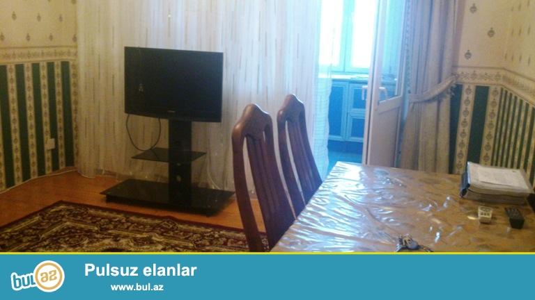Новостройка! Cдается 2-х комнатная квартира в Ясамальском районе, в послеке Ени Ясамал, над «Бизим» маркетом...
