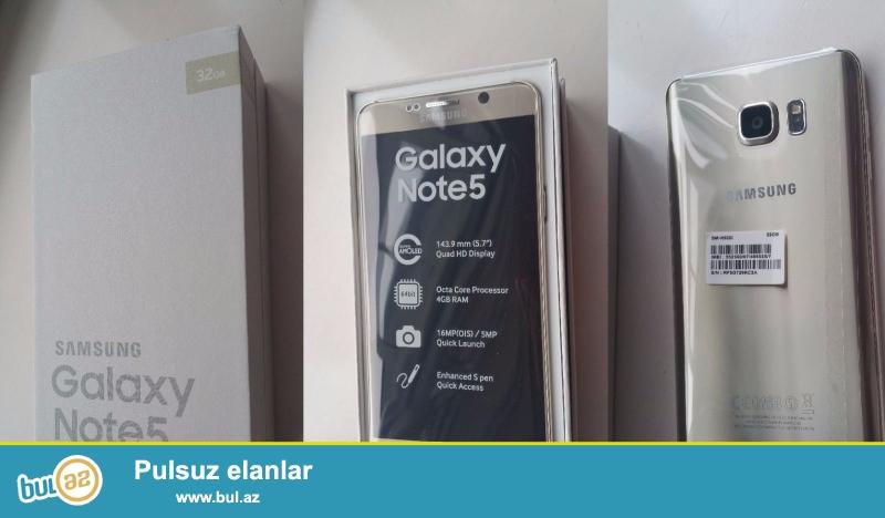 yeni box Samsung Galaxy Note etmişlər 5 zavod möhürlənmiş<br /> <br /> Maraqlanan alıcılar aşağıdakı detalları ilə əlaqə<br /> <br /> Whatsaap: +2347034940381<br /> Skpe: M...