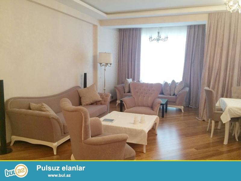 **РУФАТ*АЙНУР**   Сдается   4-х   комнатная квартира   в   самом   престижном   жилом комплексе   ABU   PREMİUM,   на   пр...