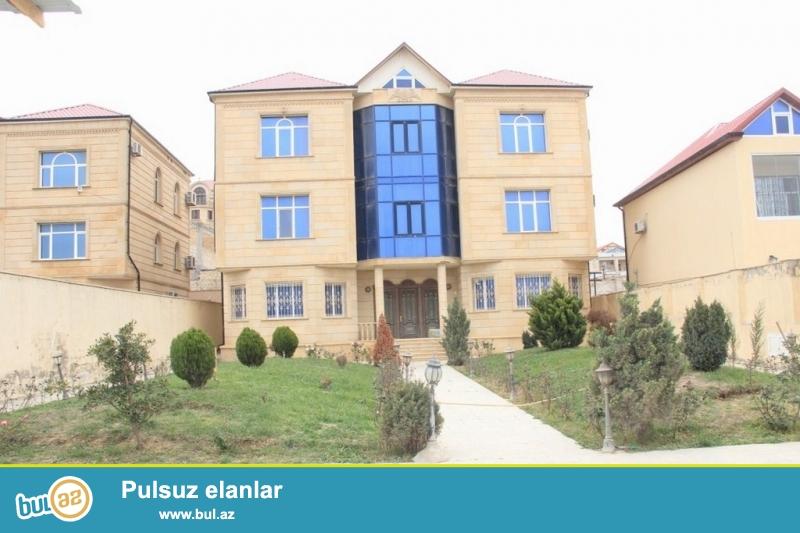 Срочно! В элитном участке  Бадамдара продаётся 3-х этажная  , 8-и комнатная, площадью 660  квадрат вилла , расположенная на  6-ти сотках приватизированного земельного участка...