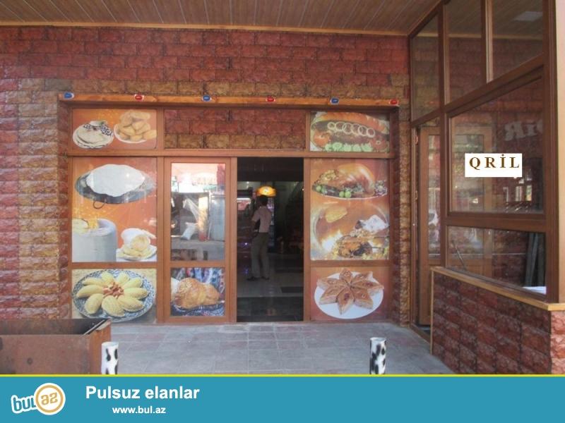 OBYEKT SATILIR!!! Binəqədi rayonu, 8 mkr, Prins şadlıq sarayı yaxınlığında ümumi sahəsi 123 kv...