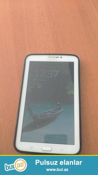Samsung GALAXY TAb 3  təcili satiram pula ehtiyacim var...