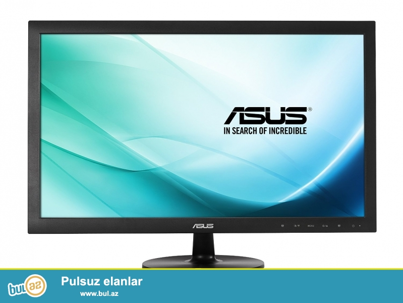 Superior image Full HD with HDMquality meets classic elegant design,Versatile viewing positions with Smart View Technology,Aspect Control function,Item Weight	6 Kg,Excellent Visual - LED Backlit with 50,000,000:1 ASUS Smart Contrast Ratio; Full 1080P with HDMI; TN Panel Display...