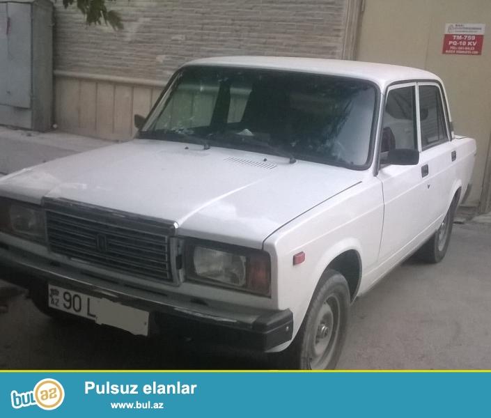2003-cü ilin VAZ 2107 avtomobili, əla vəziyyətdə...