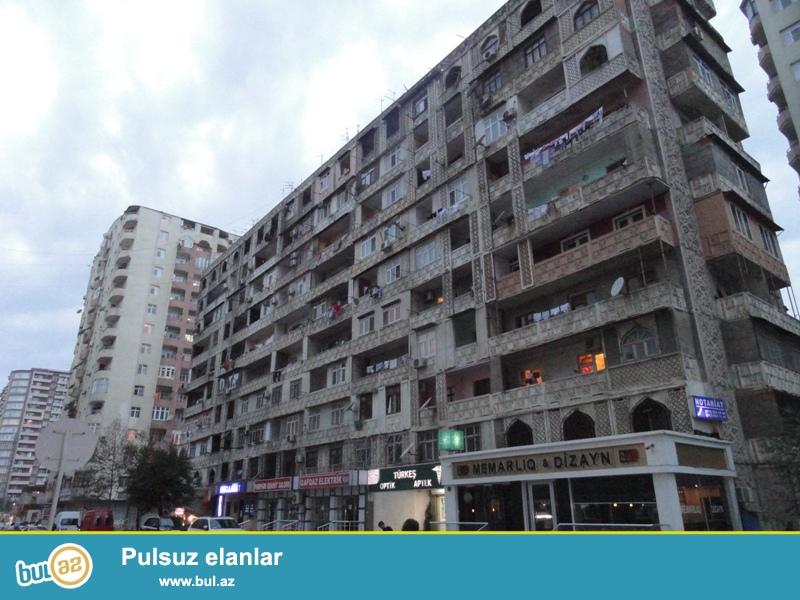 Продается 4-х комнатная квартира, по проспекту Ататюрк, проект ленинградка, общая площадь 110 кв...