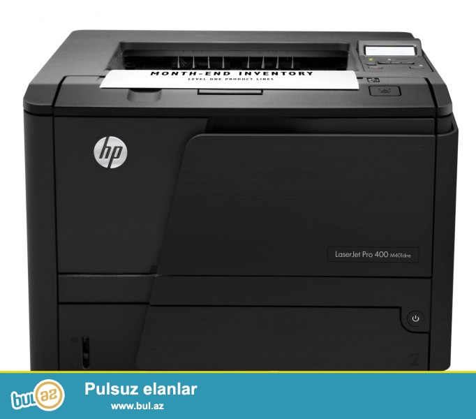 Printer satiram yenidir az idtifade olunub.Ciddi olan narahat etsin.
