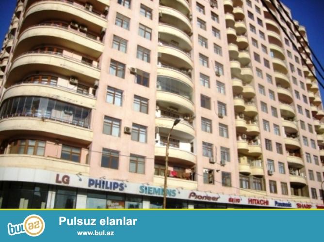 Новостройка! Cдается 3-х комнатная квартира в центре города, в Насиминском районе, по улице М...