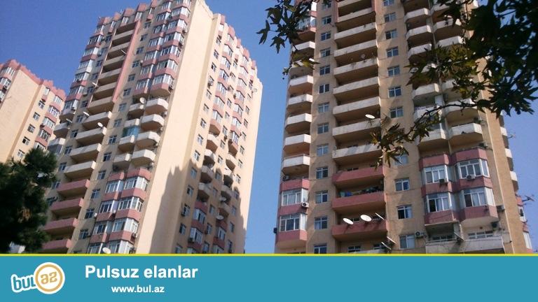 Новостройка! Cдается 2-х комнатная квартира в центре города, в Ясамальском районе,  по проспекту Матбуат, в комплексе «3 корона МТК»...
