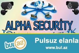 Alarm sistemleri:Alarm sistemi Sizin emlakinizin, bag evinizin, maqazinizin, anbarinizin, qarajinizin, ticaret merkezinin, evinizin ve s...