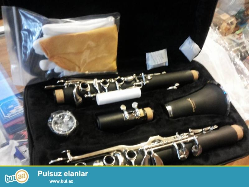 Masterwork firmasina mexsus sol klarnet (alman) <br /> <br /> Yalniz H...