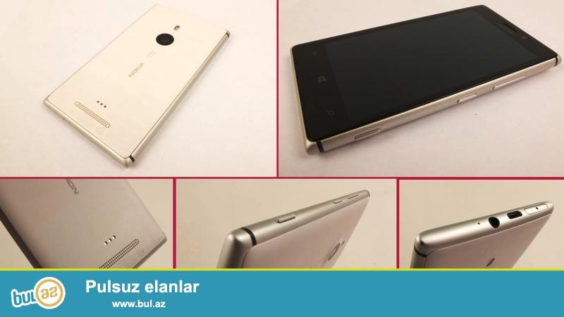 Nokia lumia 925 satiram karobkada her seyi de var problemsiz ela veziyyetde telefondur<br />