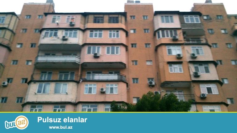 Cдается 2-х комнатная квартира в центре города, в Ясамальском районе, по улице A...