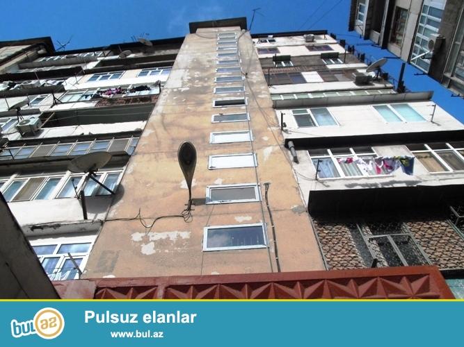 Cдается 4-х комнатная квартира в центре города, в Ясамальском районе, по улице А...