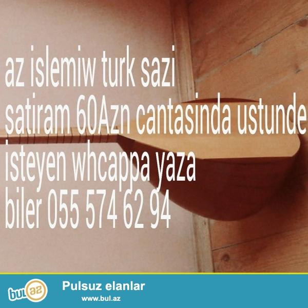 Az iwlemiw turk sazi satiram ustunden cantasi hediye qiymeti 60Azn isteyen whatsapp yaza biler 055 808 64 33