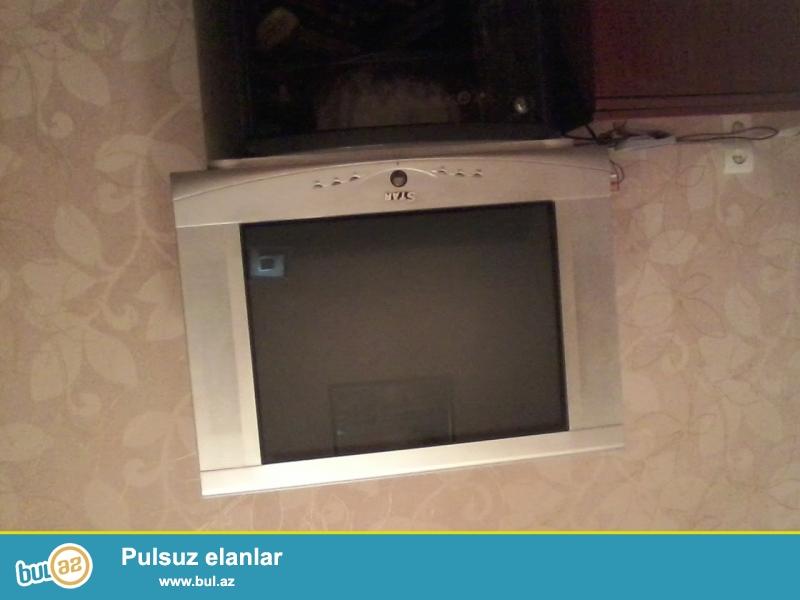 Televizor 72 dioqanal . Işlək vəziyyətdə .ehtiyac olmadıqı ücün satılır...