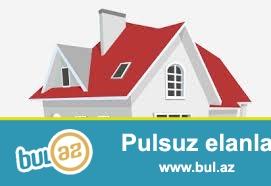 KIRAYE EV VERILIR Badamdar massiv 1 beton yol wooden house resotoranina yaxin...