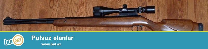 Almaniyanın mehşur pnevmatik tüfəngi Diana460 Magnum 5,5kal...