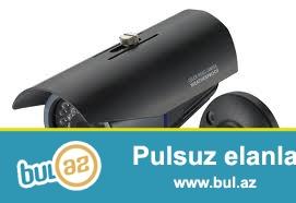 Musahide avadanliqlari – kamera, turniket, slaqbaum, domofon, alarm ve s...