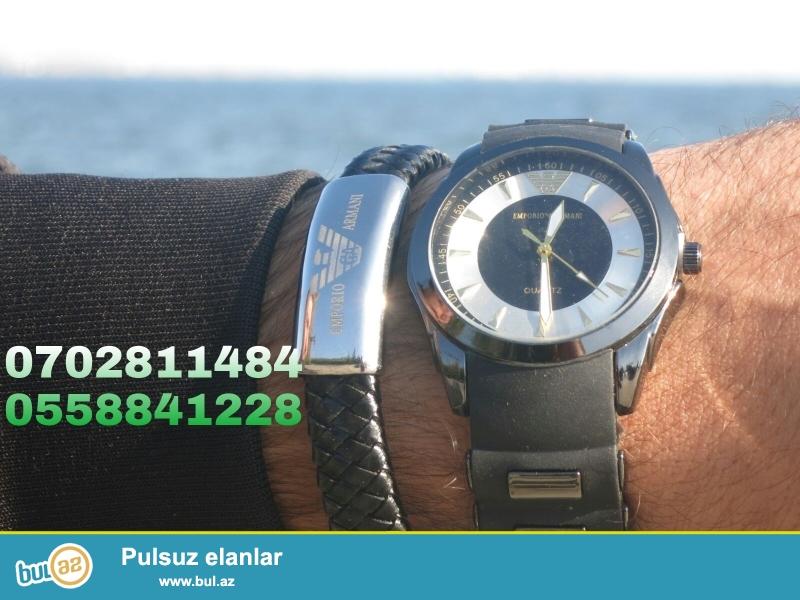 Emporio Armani kiwi saati slikon remenle qolbaq uzerinde hediyye catdirilma bir gun erzinde nar nomrede watsapp vardir diger saat modelleri ile maraqlanan ciddi fikirli wexsler elaqe saxlaya bilerler