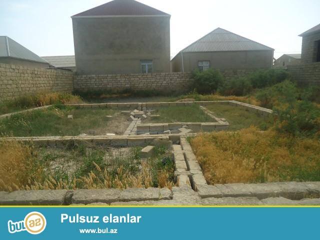 Sabunçu  rayonu Kürdəxanı qəsəbəsi əsas  yoldan 400 m...