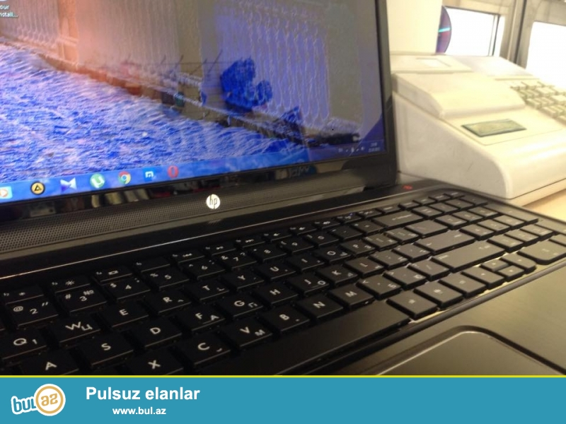 HP-Envy D6<br />