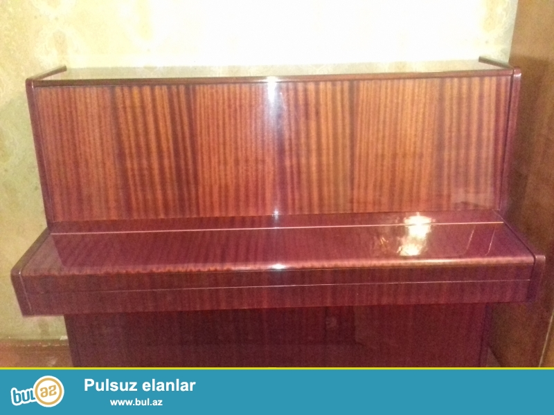 Belarus markali Piano.2 pedal<br /> Ishlenmemish, ciziqi yoxdur, ela veziyyetdedir<br /> Qiymetde razilashmaq olar...