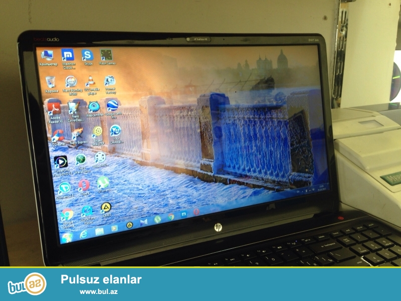HP-Envy D6 <br />