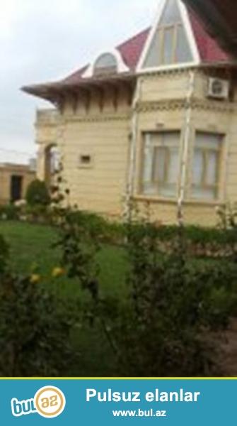 TƏCİLİ SATILIR!!!!!Abşeron rayonu Masazır qəsəbəsində Bakı –Sumqayit yolunun yanında villa satılır...