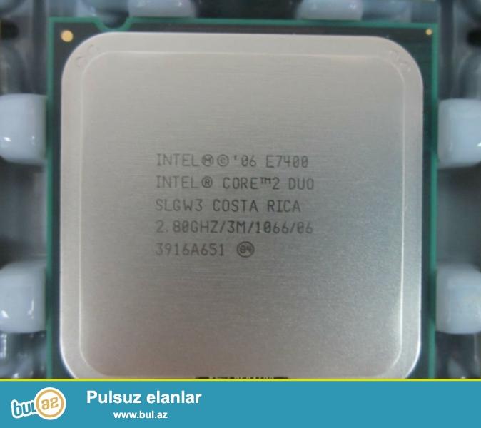 Core 2 duo 2.80 Ghz saz veziyyetdedir dunene kimi isleyib whatsap 055 893 37 58