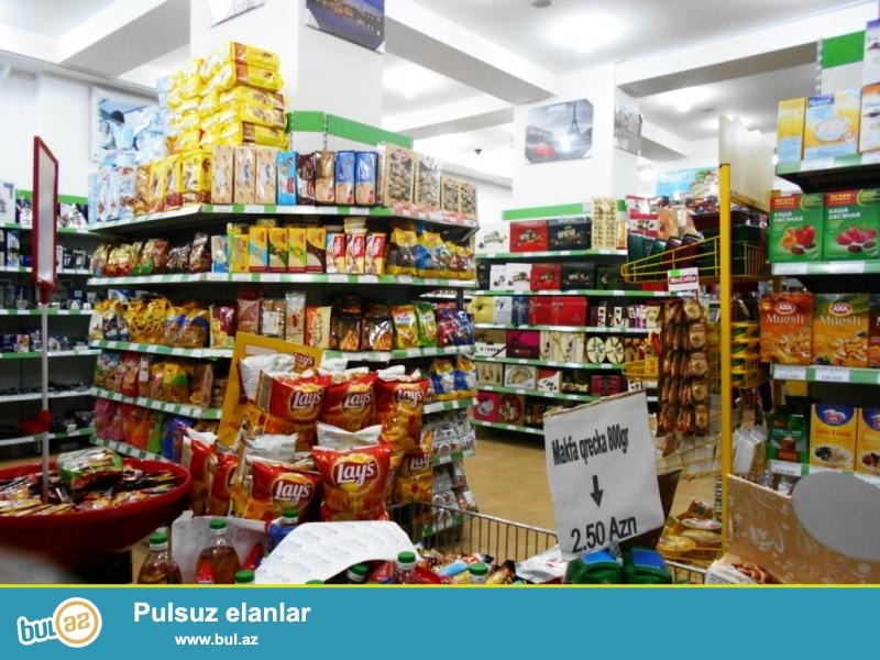 **РУФАТ*АЙНУР**   NERIMANOV   RAYONU,   AZINKO-nun   YAXINLIQINDA   ela    temirli   super   market   satilir...