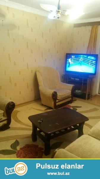 Cдается 2-х комнатная квартира в центре города, в Наримановском районе, около метро Гянджлик...