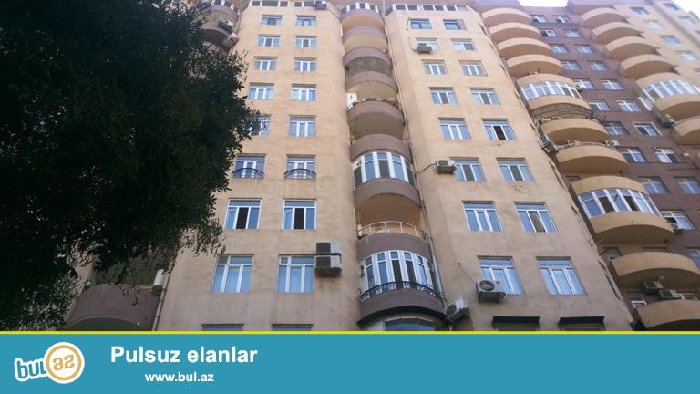 Новостройка! Cдается 3-х комнатная квартира в центре города, в Ясамальском районе, по улице  Б...