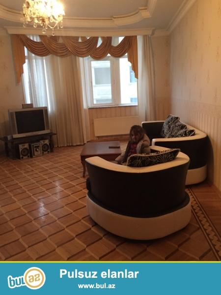 Новостройка! Cдается 2-х комнатная квартира в центре города, в Насиминском районе, по проспекту Азадлыг, рядом с Насимнским рынком Этаж 10/18...