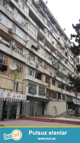 В самом престижном районе, на Гянжлике, около Абу-Арена, ленинградский проект, 9/7, раздельные, светлые комнаты, общая площадь 65 кв...