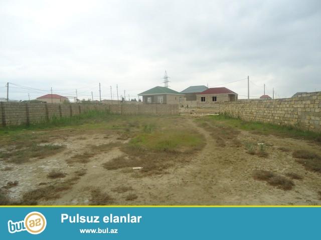 Sabuncu rayonu Zabrat Kürdaxanı yolunun sol hissəsində 4 sot boş torpaq sahəsi satılır...