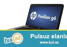 HP PAVILION G6 noutbuk satiram 4 ram 2 vga AMD processor ...